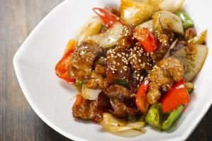 Sweet and sour pork - stockstudioX/E+/Getty Images