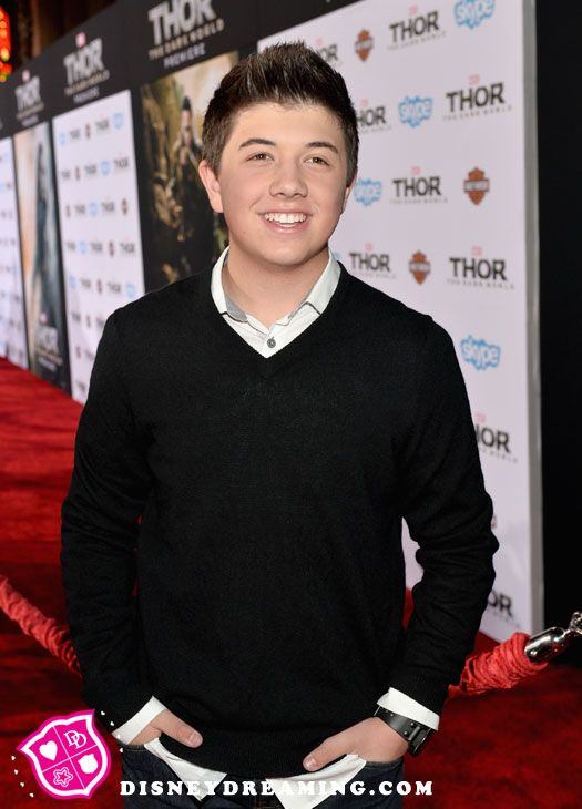 """Bradley Steven Perry reveals his favorite """"Good Luck Charlie"""" moment!"""