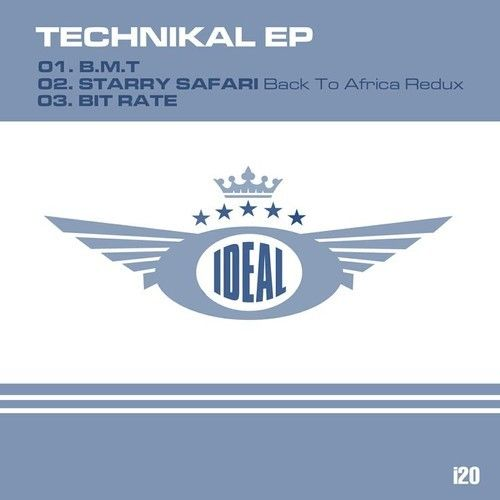 Technikal - Starry Safari (Back 2 Africa Redux) by Technikal / Technikore on SoundCloud