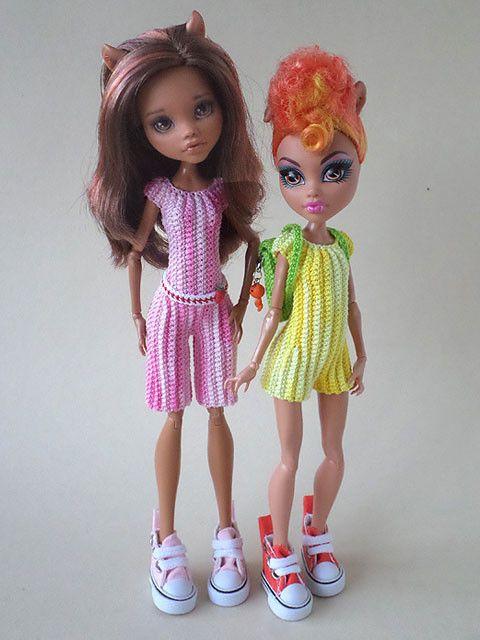 PlayDolls.ru - Играем в куклы: Апельсиновая кошечка: Одежда для кукол. (55/56)