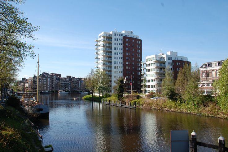 Westerhaven in Groningen. Foto: Marco in 't Veldt