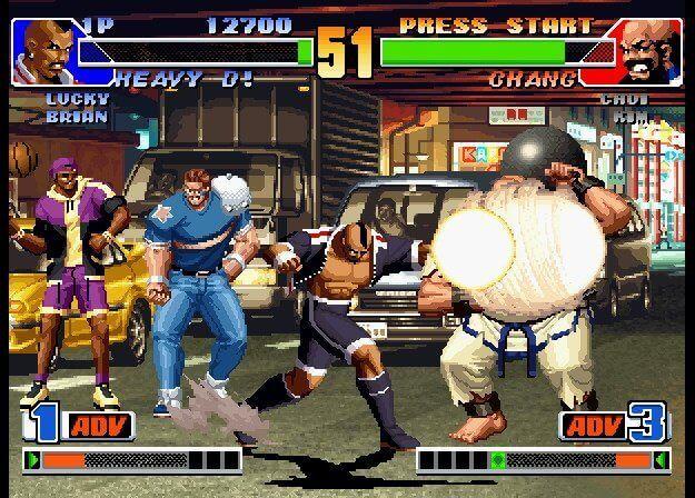The King of Fighters Collection The Orochi Saga WII. Juego recopilatorio de KOF, referente a la Saga Orochi, que consta del año 1995 al 1997, aunque esta recopilación, realmente contiene KoF '94, '95, '96, '97 y '98 para un total de cinco geniales títulos.