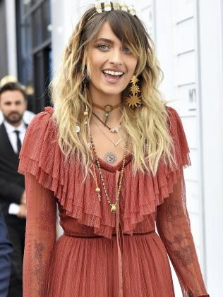 The Fremantle designed dress worn by Paris Jackson at Melbourne Cup has sold out | Morrison | Perth Now