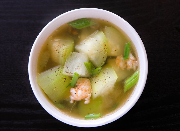 chinese bitter melon soup - photo #36