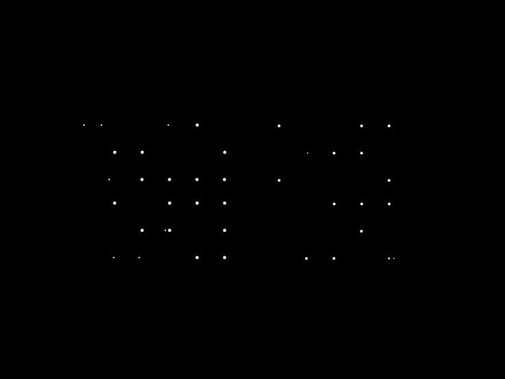 Animated grid by Nicolas Girard