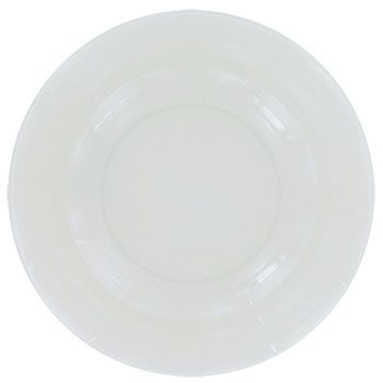 Click here to enlarge Royal Norfolk White Round Stoneware Side Plates, 7½""