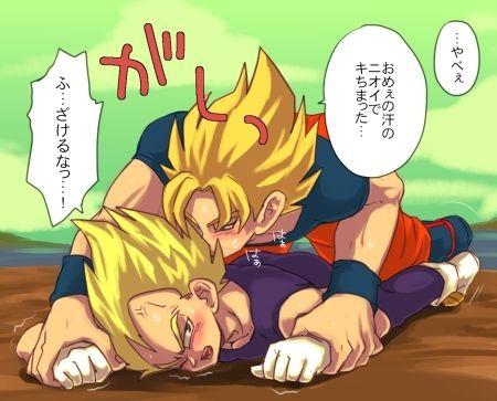 Goku Dragon ball image gt sex