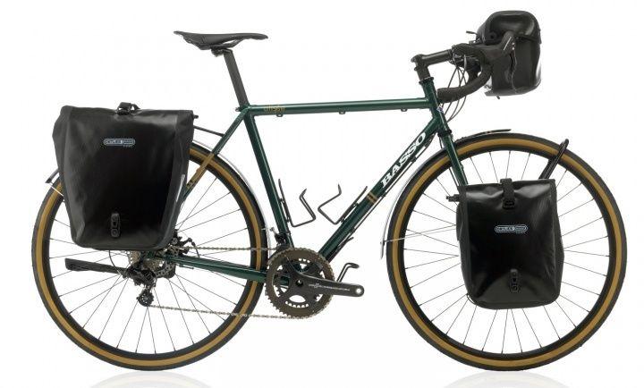 اكسسوارات الدراجات الهوائية المهمة الجزء 1 دراجات هوائية سياكل Touring Bike Bike Basso Bikes