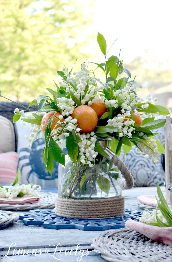 Easy Flower Arrangements