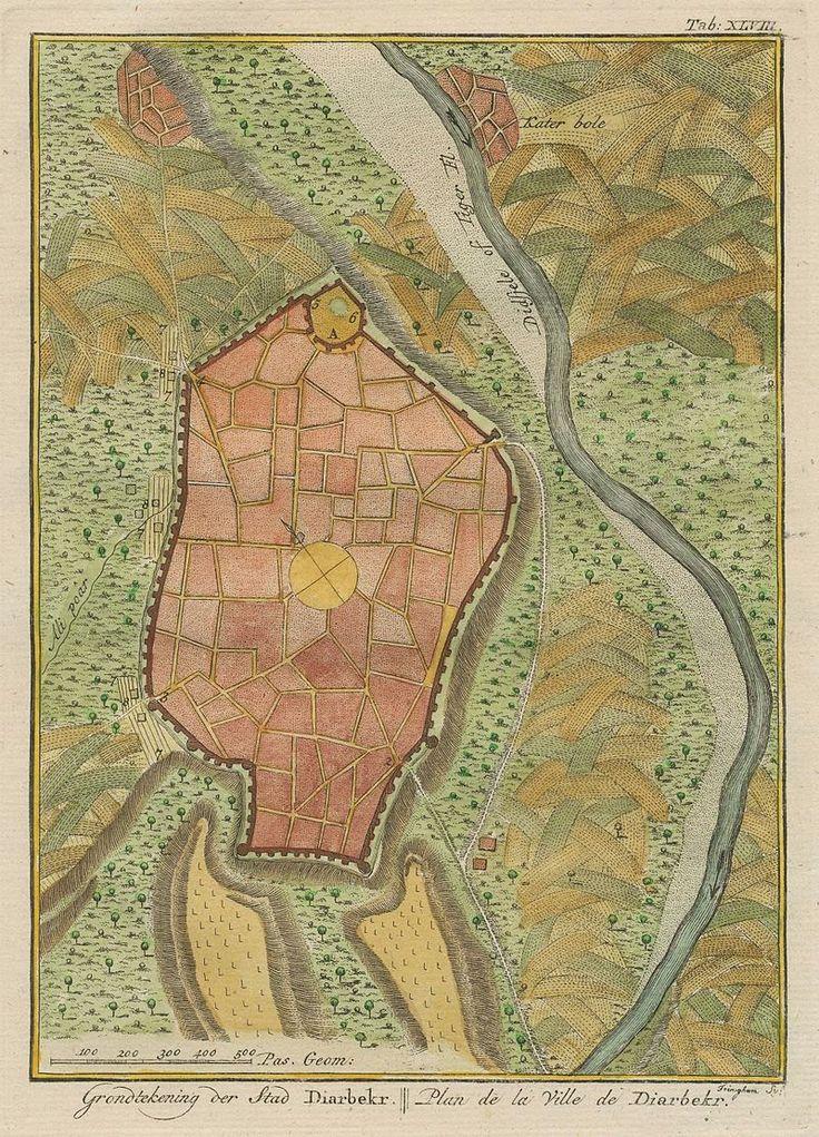 Arkeoloji Sanat & Dinler Tarihi: Diyarbakır (Kurdish: Amed