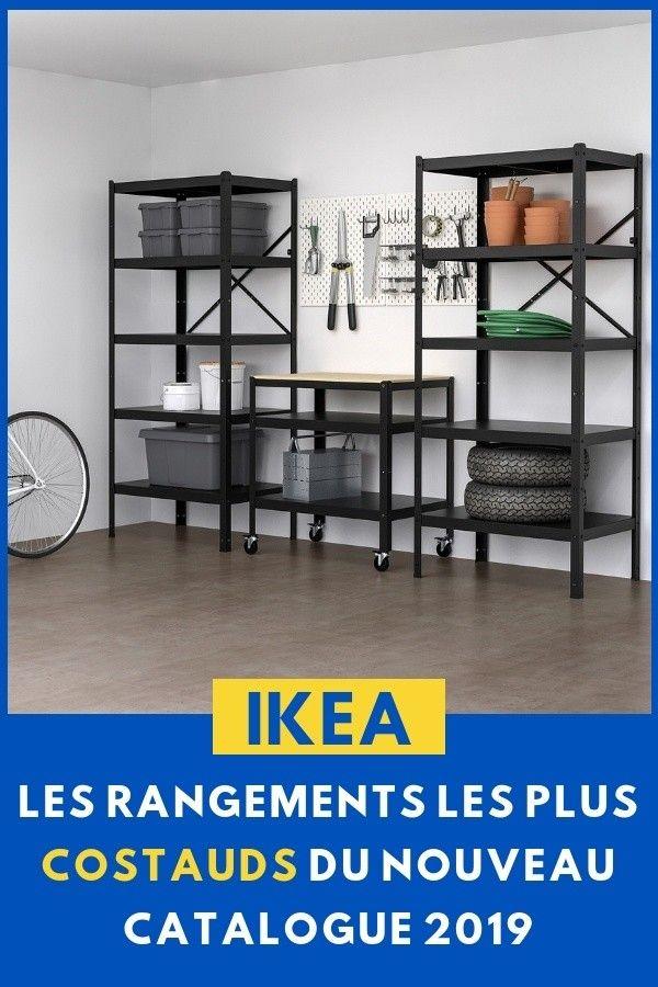 Les Rangements Les Plus Costauds Du Catalogue Ikea Pour Le Garage Rangement Ikea Idee Rangement