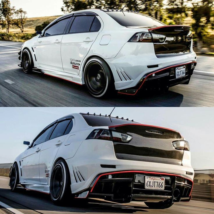 Mitsubishi Evolution 10