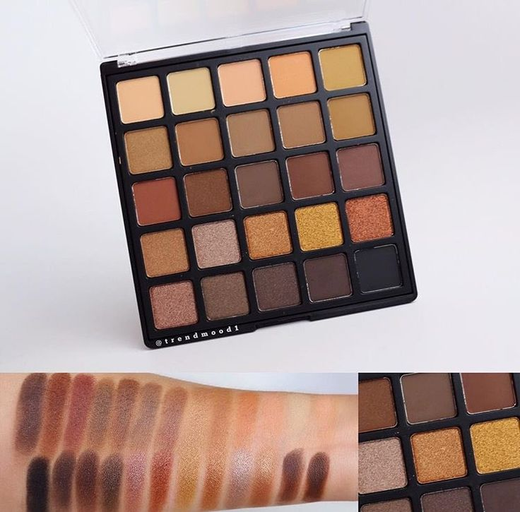 NEW from Morphe Brushes • COPPER SPICE Eyeshadow Palette • Available December 26th • Coupon code: TRENDMOOD for 10% OFF.
