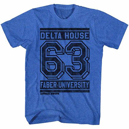 Animal House Street Blue TShirt