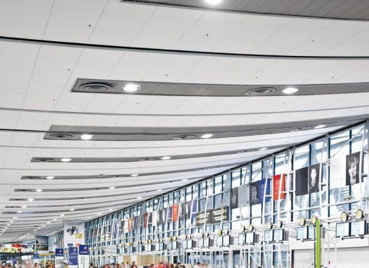 Replanteo Sísmico-Arquitectónico, Aeropuerto AMB_Techstyle