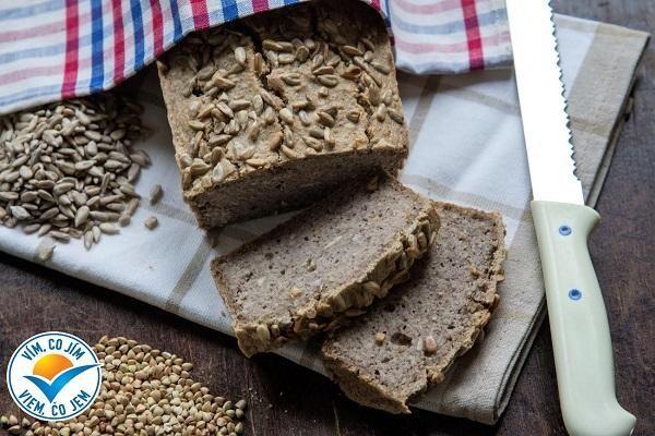 Pohankovo chia chleba