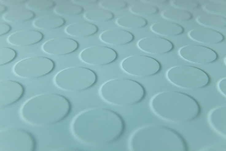 sage green (ev73) rubber flooring