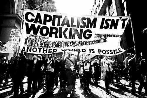 Capitalism isn't working !!