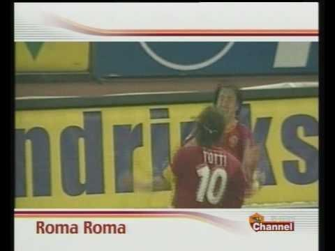 Thanks @Marcopancheri and Roma Channel, Roma, Roma, Roma!