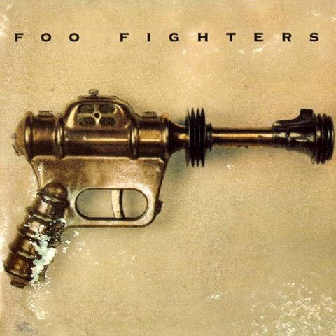 Foo Fighters Self-Titled Vinyl – Foo Fighters Store