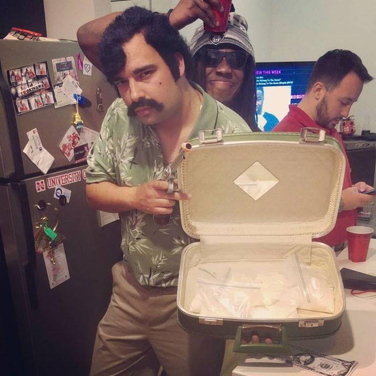 Populaire Best 25+ Pablo escobar costume ideas on Pinterest | Don pablo  MO39