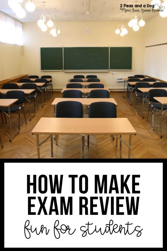Make exam review fun for your students, but full of academic rigor with these 8 great tips from 2 Peas and a Dog.