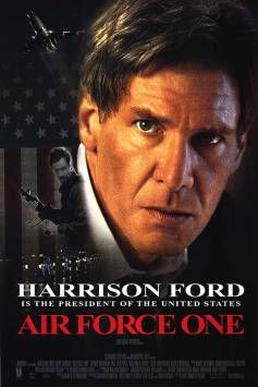 Air Force One Movie Harrison Ford
