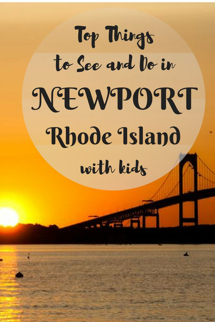 Newport Rhode Island has long been a popular summer destination in New England. This charming harbor town has so much to offer visitors and families - see our top picks for things to do with kids.