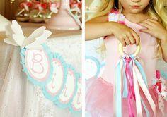 Feiern wie eine Fee - ein zauberhafter Mädchengeburtstag | Friedasbaby.de