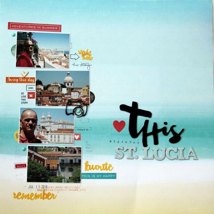 Miraduoro St. Lucia – layout by Veronika Mayer