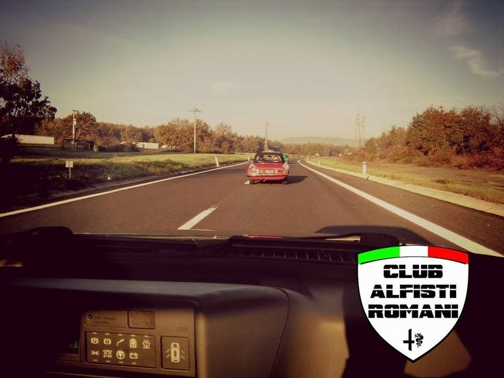 #Alfa75 by Club #AlfistiRomani