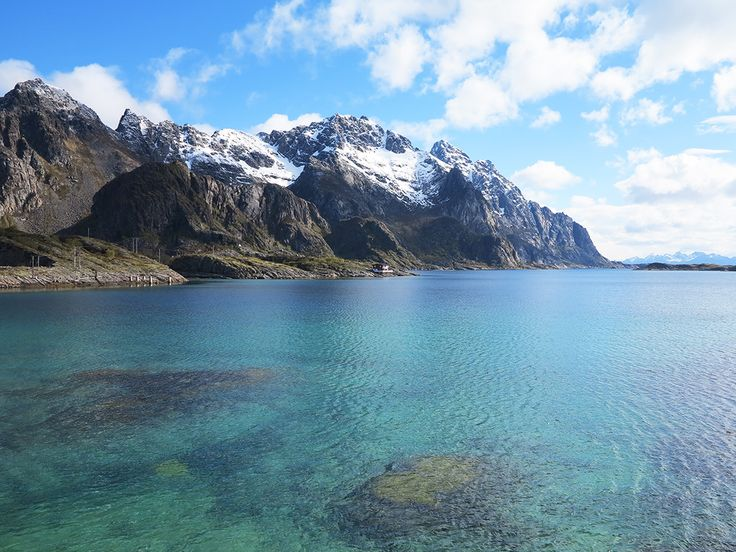Travel to the most fantastic coast in the world, Lofoten.