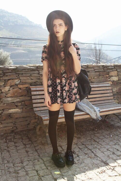 Creepers outfit