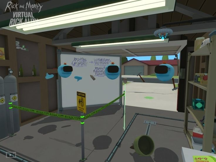 Rick and Morty is finally coming to PlayStation VR on April 10  One of the most popular PC VR games of 2017 is making its way to PlayStation VR on April 10 and in a big way. Rick and Morty: Virtual Rick-ality lets you play as a Morty clone whose job is to wander around and do the things Rick and Morty dont have time to do. As long as you follow the rules and dont poison yourself my mixing the wrong chemicals you can even avoid dying most of the time! Its a great puzzle game in a universe…