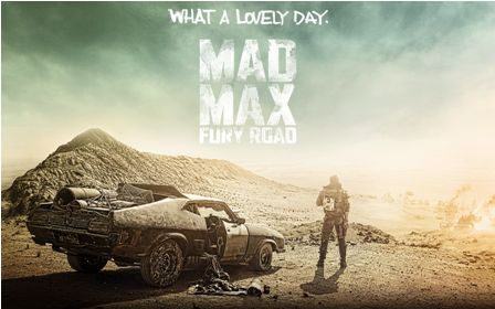 MAD MAX Fury Road Movie Official Trailer Release Date