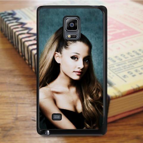 Ariana Grande Painting Art Samsung Galaxy Note Edge Case