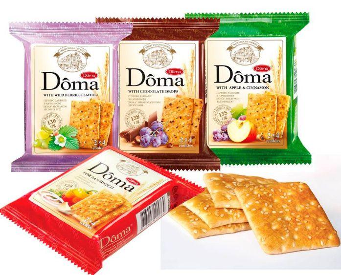Doma - печенье (2)