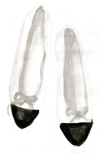 illustration, watercolor, Clare Owen, ballet flats, black and white, Chanel chance, #CHANEL, Chanel No. 5 Paris, classic, Coco Chanel, Coco Mademoiselle, couture, designer, designer apparel, designer bag, designer label, eau de parfum, haute couture, fashion, fashion show, Karl Lagerfeld, logo, luxury, runway, parfum, Paris, quilted, purse, Rue Cambon, tweed