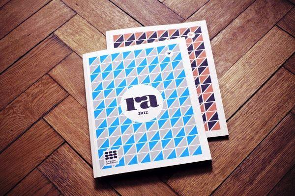 Contoh Desain Gambar Buku Laporan Tahunan - YO! Mag and Annual Reports oleh Gabriele Trapani