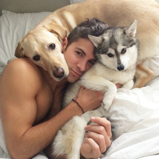 Men And Their Dogs                                                                                                                                                      More