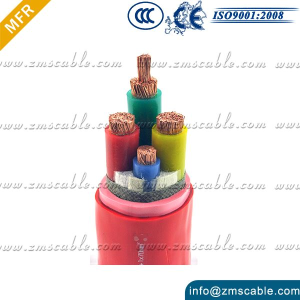 Xlpe Insulated Electrical Cable With Low 1 Kv