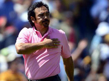 Este día, el Club Pachuca, le dió las gracias a Hugo Sánchez quien dejó de ser el técnico de este equipo.