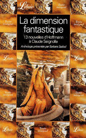 La dimension fantastique - 1 - Librio - Imaginaire