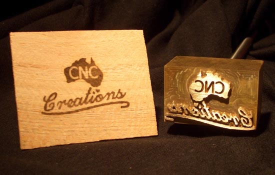 cnc creations are awesome!! Had a great traditional branding iron made by them for our business Touchwood creations Sunshine Coast. Really fantastic end result!!