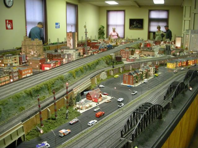 Ho Train And Slot Car Layout Google Search Slot Car