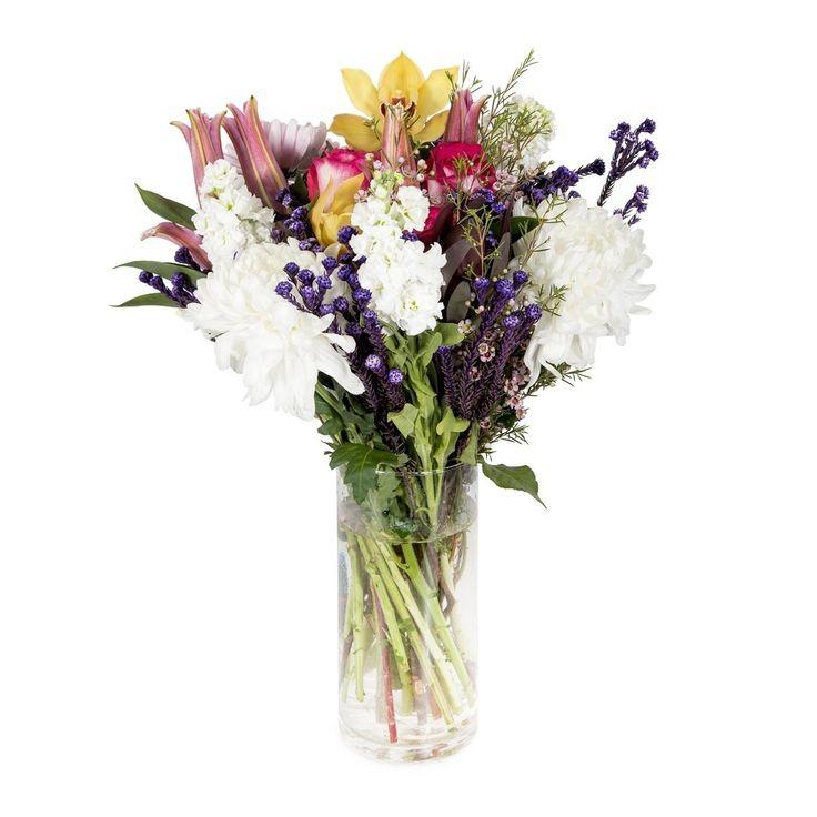 Lily Explosion Bouquet