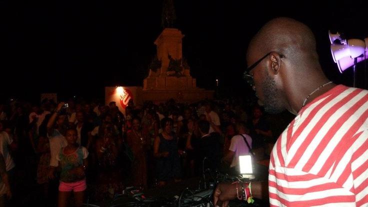 Black Coffe - Djoon Experience - IPM Rome 2012