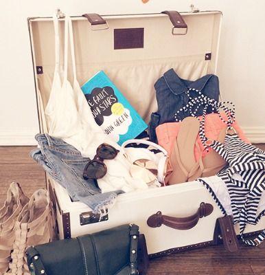 Tripping: Spring Break Packing List