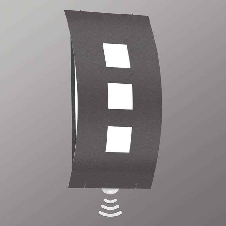 Aussenwandleuchte Graal Mit Sensor Aussenwandleuchte Moderne Beleuchtung Wand