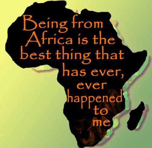 African truth.